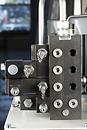 bloc foré de groupe hydraulique | COMATEL