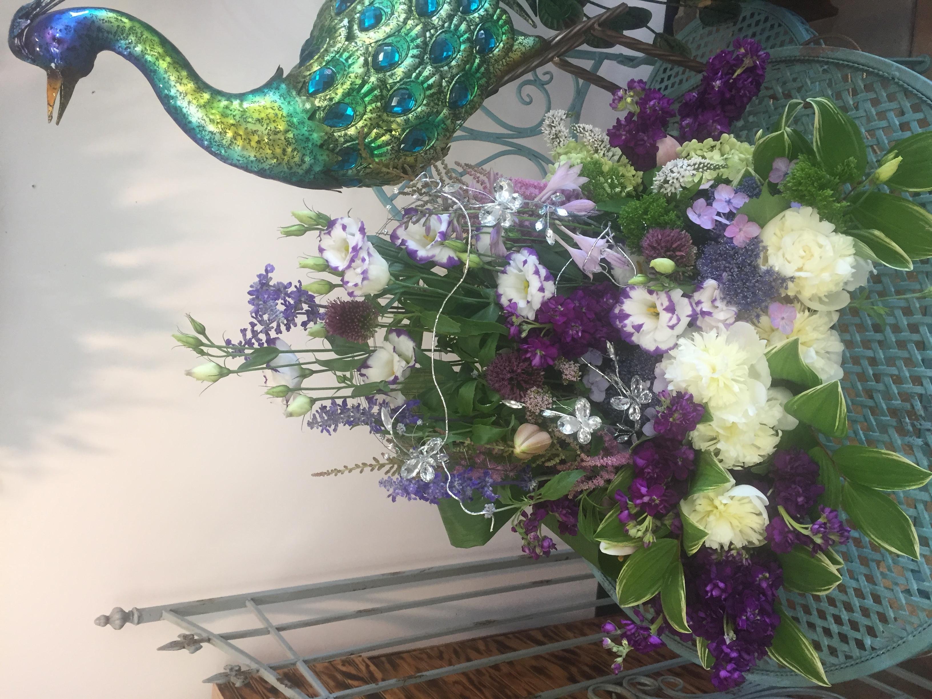 Custom Flower Arrangement