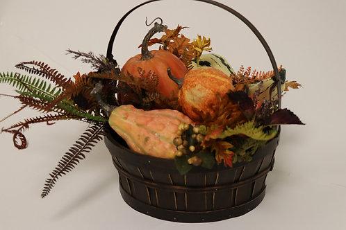 Fall Gathering Basket