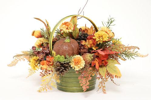 County Garden Basket