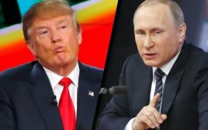 The curious bromance - Trump and Putin