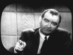 Senator McCarthy responds to Edward R. Murrow in 1954