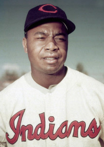 Larry Doby, a pathfinder in Cleveland