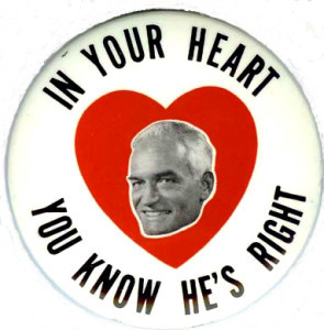 Goldwater slogan in 1964