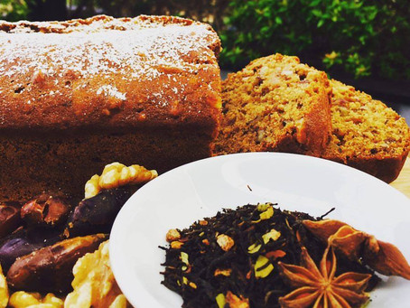 Recipe: Chookas Chai Date & Walnut Loaf