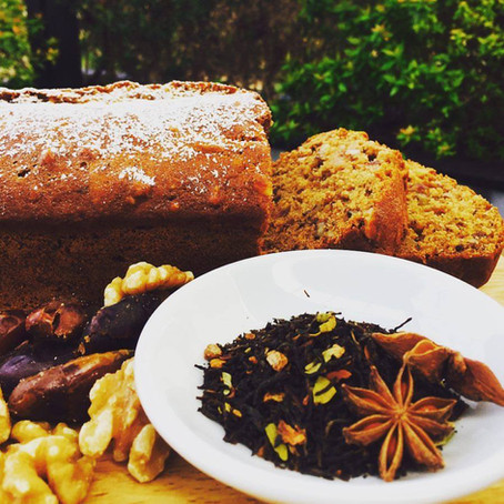Recipe: Chookas Chai Date & Walnut Loaf