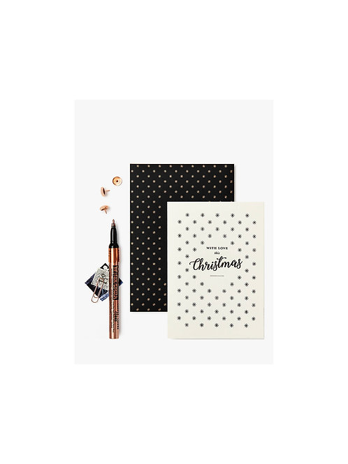 Katie Leamon Gift Card - Christmas - With Love