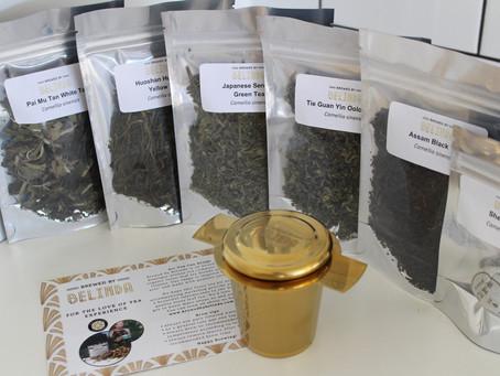 The 6 Tea Types