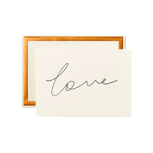 Katie Leamon Gift Card - Love