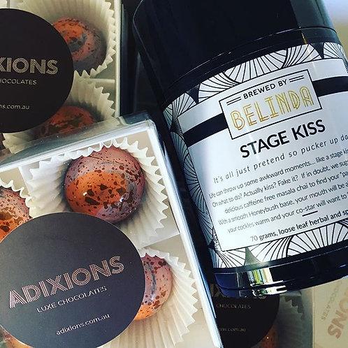 Stage Kiss Canister & Chai Latte Bon Bons