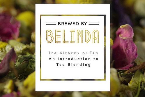 THE ALCHEMY OF TEA - Online Tea Experience