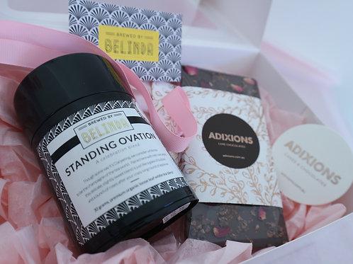Tea & Chocolate DOUBLE DELUXE gift