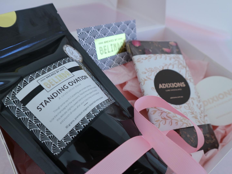 Tea & Chocolate DELUXE gift