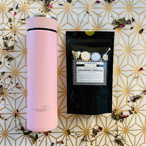 BBB Tea & SS Flask Gift Set