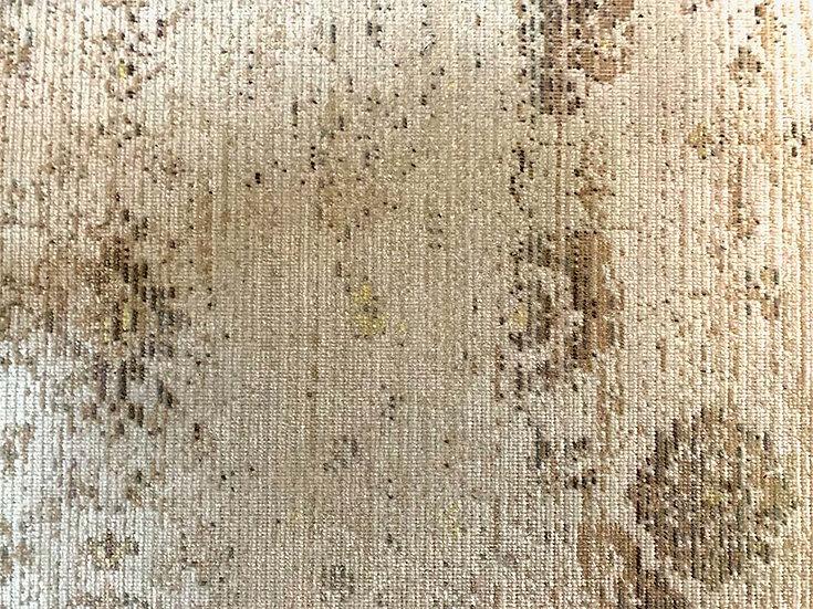 Texture tapisserie crème