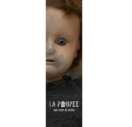 Marque-pages - La poupée aux yeux de verre