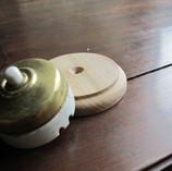 interrupteur en porcelaine prise de courant en porcelaine laiton