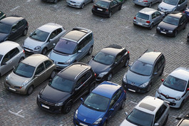 Car Parking at Brighton Centre for Covid Vaccine