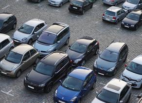 Штрафы за неправильную парковку, кто выписывает?