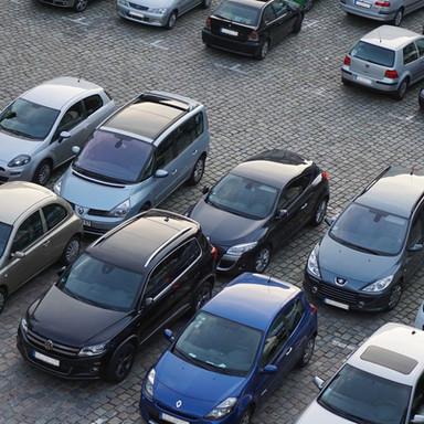 Antrag zur Prüfung einer Parkplatzfläche Raum Hardenberger Straße