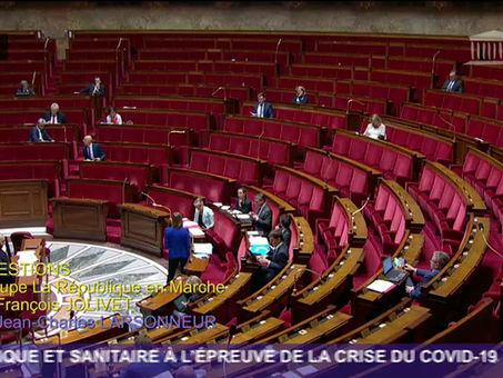 Questions au Gouvernement  : Débat sur la souveraineté économique, écologique et sanitaire