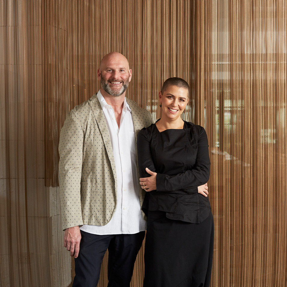 ANNA AND ALESSANDRO PAVONI