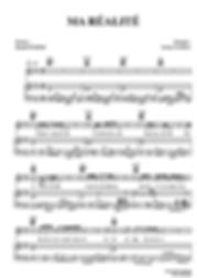 exemple partition copiste musicale