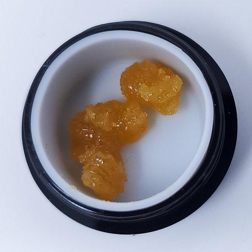 Sticker C2: Orange Crush 'RAW' THC Diamonds
