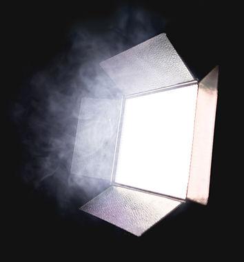 iluminación de la cámara