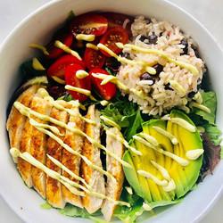 Southwest Salad Bowl