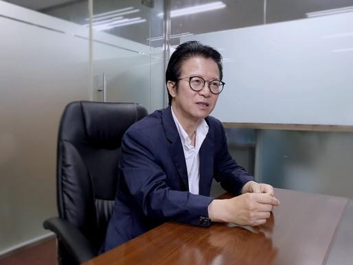 """[신아일보]박규호 코리아엑스퍼트 대표 """"AI 솔루션, 완성도가 중요"""""""