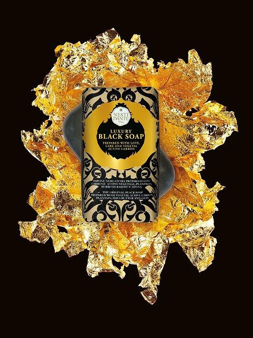 Nesti Dante Luxury Black Soap 250g Sabun
