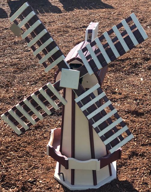 Medium Poly Windmill