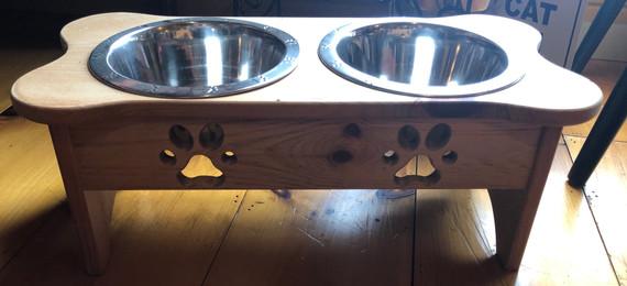 Handcrafted Dog Dish