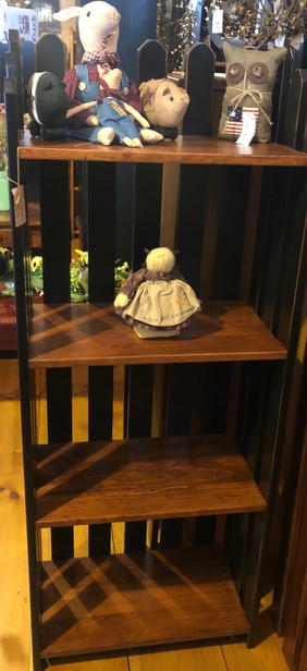Picket Bookcase