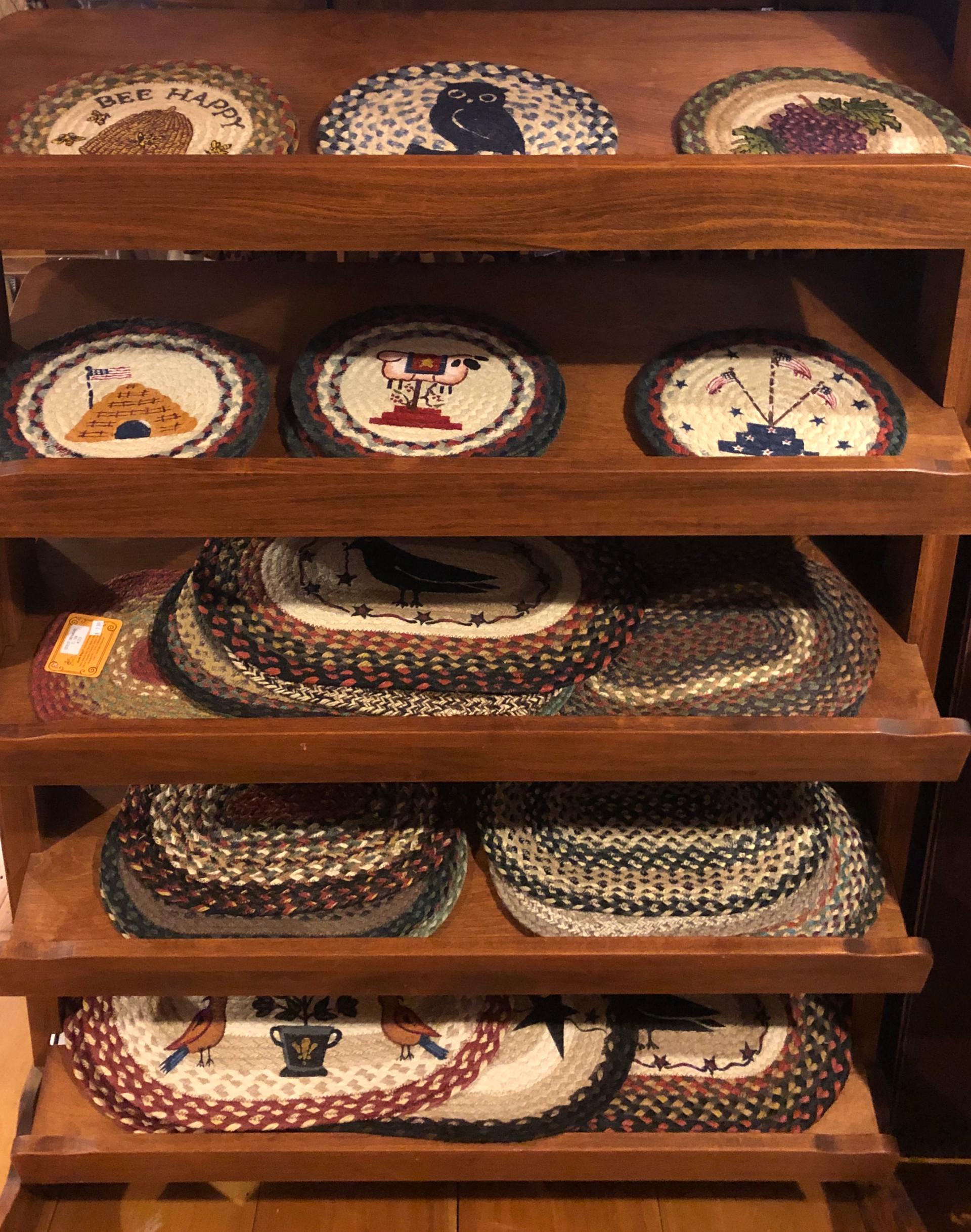 Oval Placemats