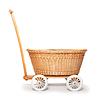 Basket on Wheels