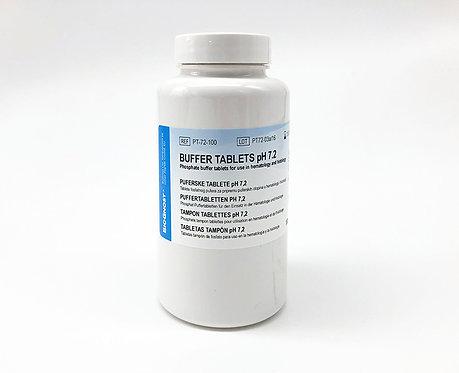BUFFER TABLETS pH 7.2 (100pcs)