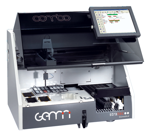 mmunology POTUS offers fully automatic ELISA processor and immunology analyzer