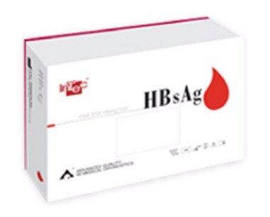 HEPATITIS B VIRUS SURFACE ANTIGEN FINGER BLOOD TEST