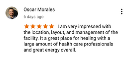 Review by Oscar Morales