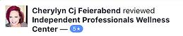 Review by Cherylyn Cj Feierabend