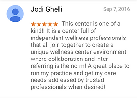 Review by Jodi Ghelli