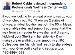 Review by Robert Cable