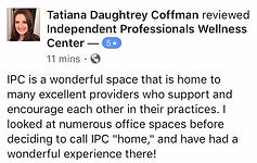 Review by Tatiana Doughtry Coffman