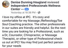 Review by Denise Dunning Hougland