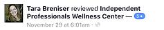 Review by Tara Breniser