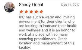 Review by Sandy O'Neal