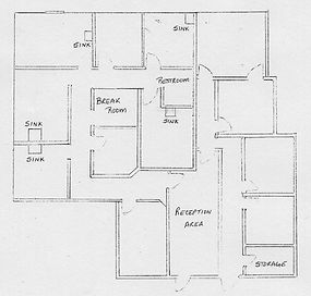 Floor Plan for Suite 209