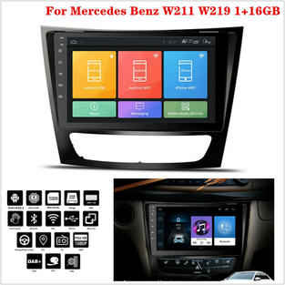 Android 10.1 Quad-core Car Stereo Radio
